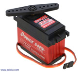 Power HD Ultra-High-Torque, High-Voltage Digital Giant Servo HD-1235MG Pololu 2375